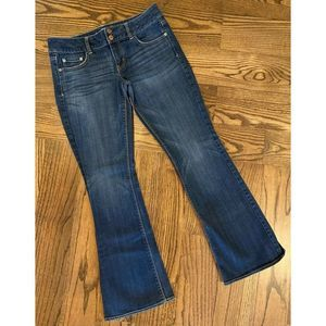 American Eagle Jeans Artist Stretch Flare Dark
